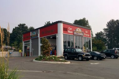 great Canadian oil change location in mission